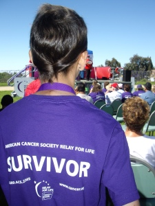 2008 Arroyo Grande Relay for Life