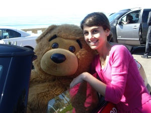 I spoke at the Teddy Bear Cancer Foundation Luncheon in October 2008.