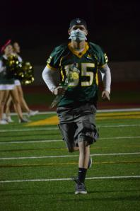 Austin Munoz Moorpark Football Senior Night