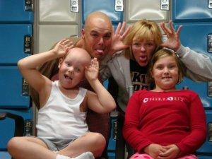 The Nunn family