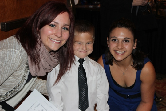 We totally fell in love with Kaiden!