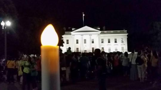 Night of Golden Lights White House